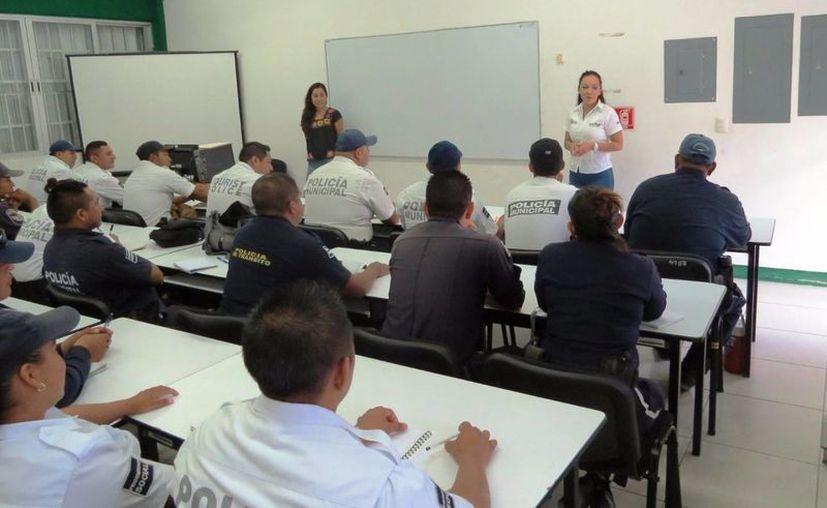 Las clases se imparten en diferentes grupos y horarios. (Redacción/SIPSE)
