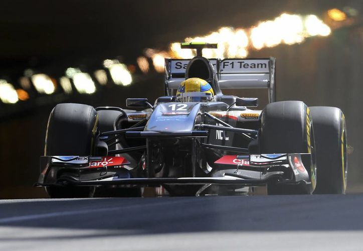Bernie Ecclestone, presidente de la F1, no duda que algún comprador esté interesado en la escudería helvetica. (Agencias)