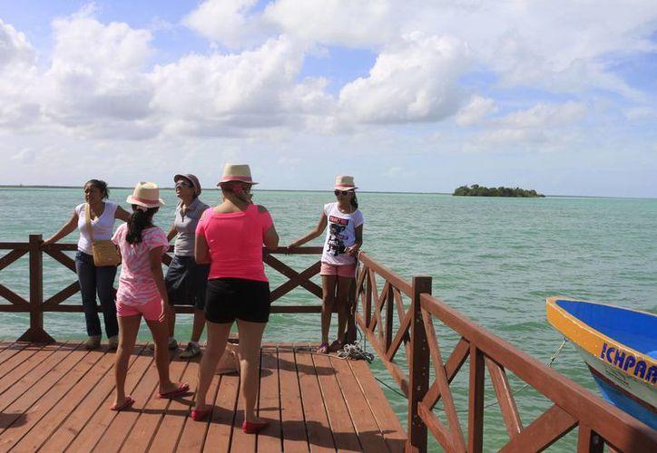 Planean enfocarse en los nichos de mercado turísticos del sureste y atraer a visitantes de Estados cercanos. (Harold Alcocer/SIPSE)