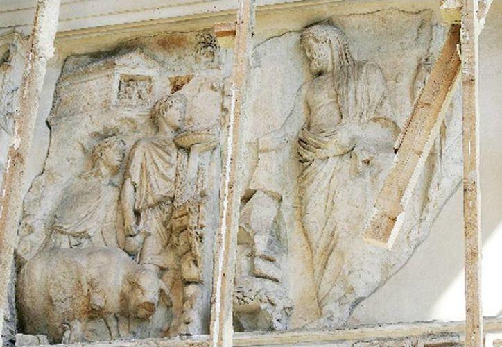 El fundador del Imperio romano cumple 2000 años de su muerte. (ANSA Latina)