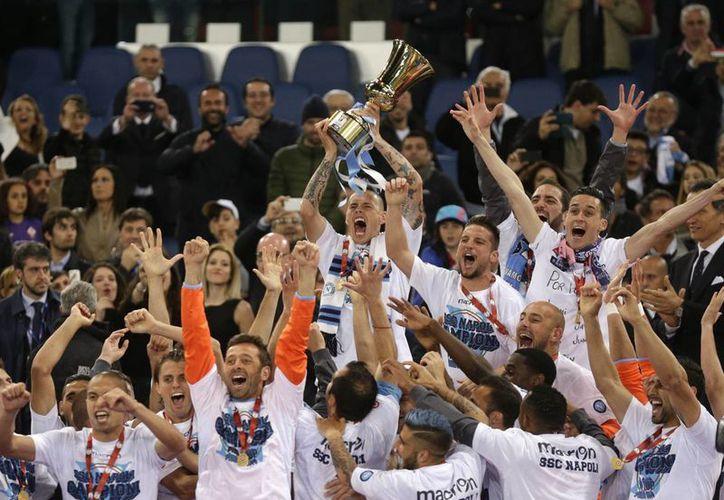 El Napoles ha ganado dos copas en las últimas tres participaciones. (Foto: Agencias)