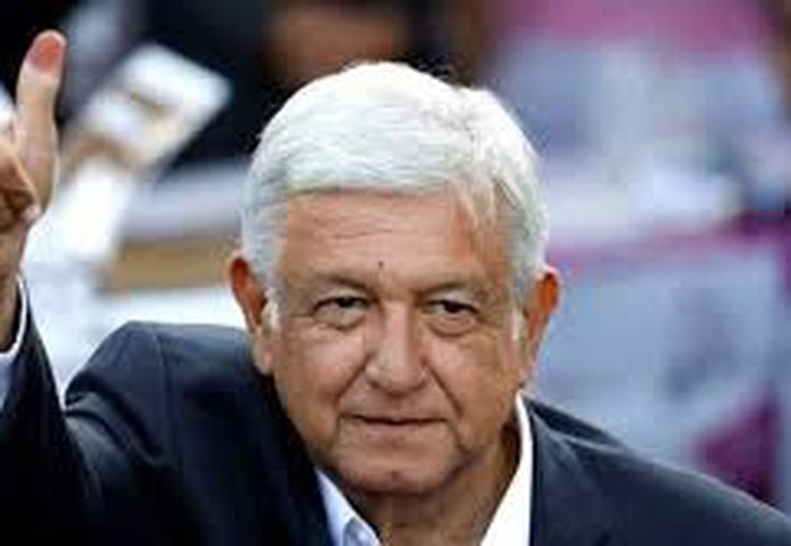 AMLO virtual presidente electo . (Foto: Regeneración)