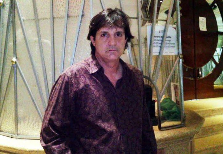 Arturo Sotto Díaz es invitado de la Muestra de Cine Cubano en Mérida. (Milenio Novedades)