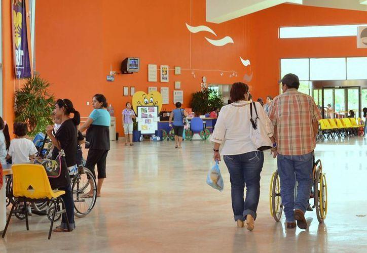 El CRIT Yucatán abrió sus puertas el 14 de enero de 2009 y hasta el momento ha atendido a más de siete mil 500 personas. (Milenio Novedades)
