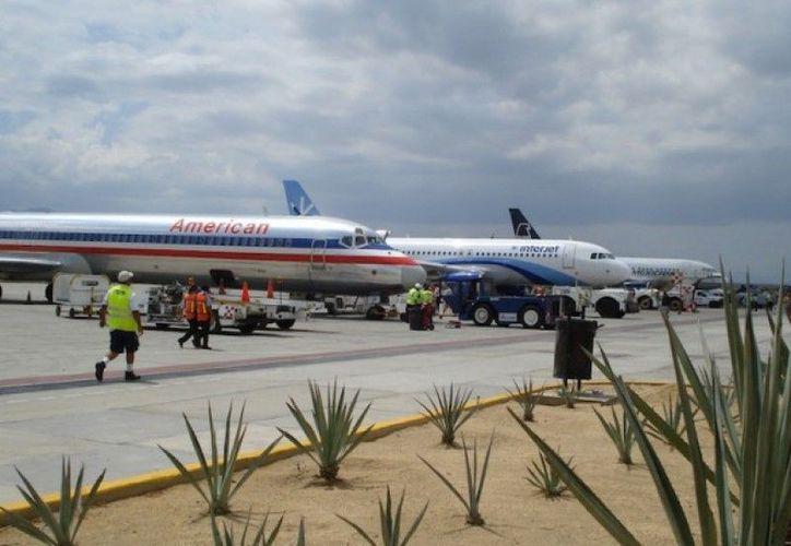 En el avión viajaban 97 personas, entre pasajeros y tripulación. (Internet)