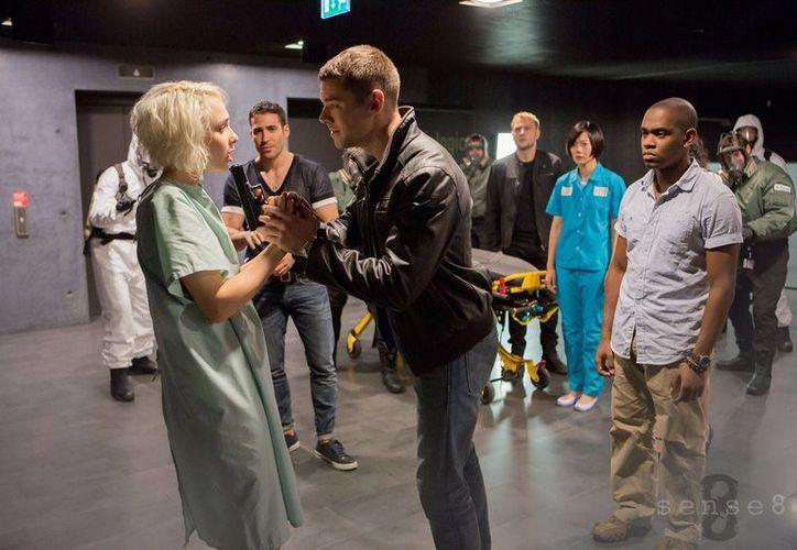 La serie de Netflix 'Sense8' tendrá segunda temporada, según anunciaron en un video los protagonistas de la historia. (Netflix)