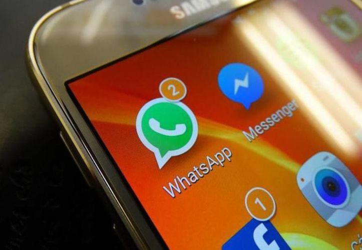 La falla masiva de Whatsapp continúa desde la mañana hasta esta tarde de miércoles. (Archivo/Sipse)