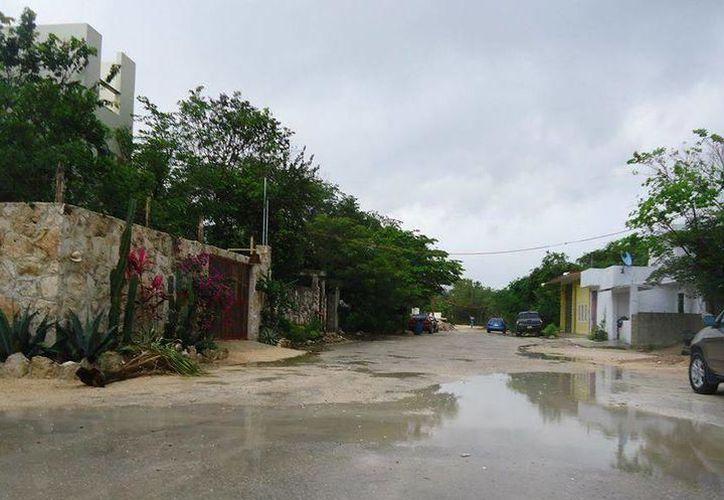Como parte del plan se desarrollarán áreas de contención de aguas pluviales en parques urbanos. (Archivo/Sipse)