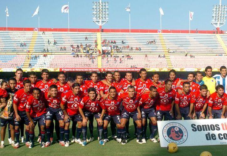 Veracruz permanece en la Liga de Ascenso desde 2008. (Foto: Agencias)