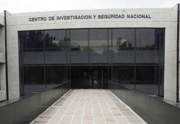 La AFI en coordinación con el Cisen, capturaron en 2005 al británico Amer Haykel, de quien creyeron tenía relación con un atentado terrorista. Fotografía de las instalaciones del Cisen en la Ciudad de México. (animalpolitico.com)