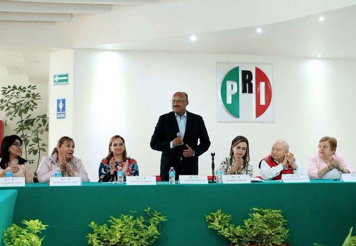 El PRI busca reacomodarse tras la derrota del 1 de julio. (Twitter)