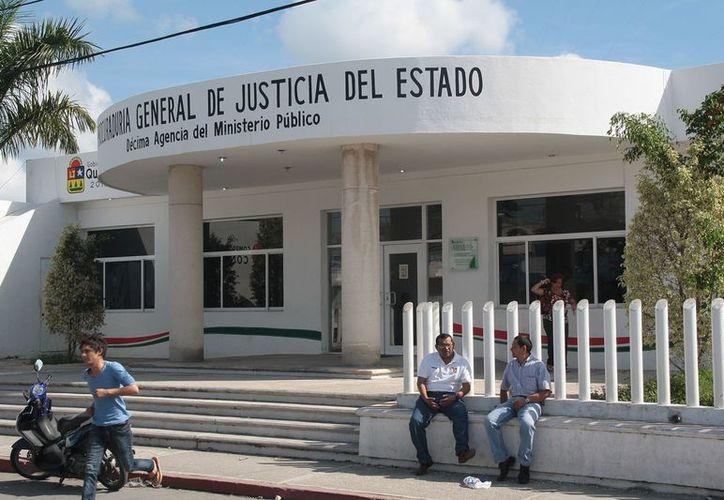 La Procuraduría General de Justicia del Estado registró en el 2012 un total de dos mil 193 denuncias. (Julián Miranda/SIPSE)