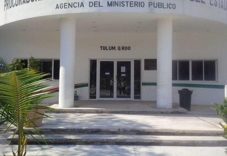 En el Ministerio Público de Tulum la atención la brindan de ocho de la mañana a cuatro de la tarde, de lunes a viernes. (Redacción/SIPSE)