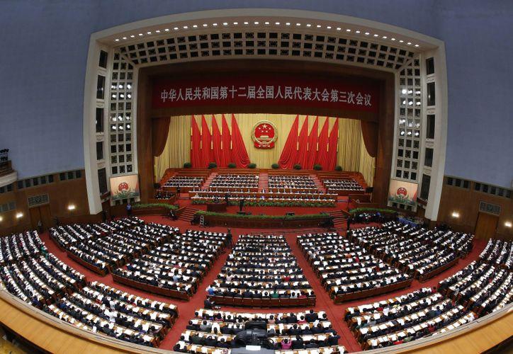 La asamblea buscará cómo perfeccionar las funciones del sistema institucional  del modelo de desarrollo chino. (AsiaNews)