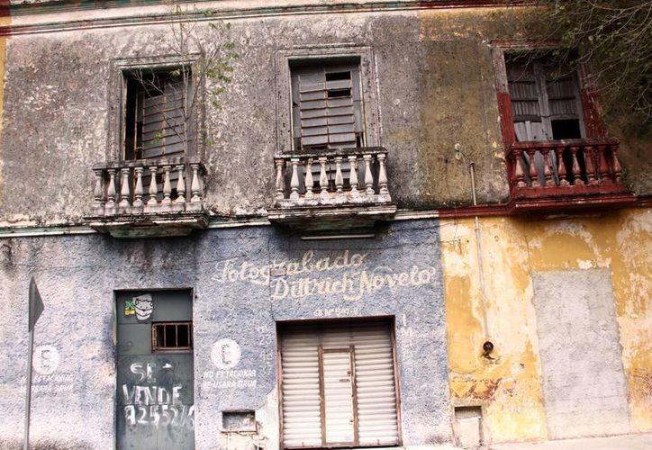 Se iniciarán procedimientos contra dueños de inmuebles abandonados en el primer y segundo cuadro de la ciudad. (Milenio Novedades)