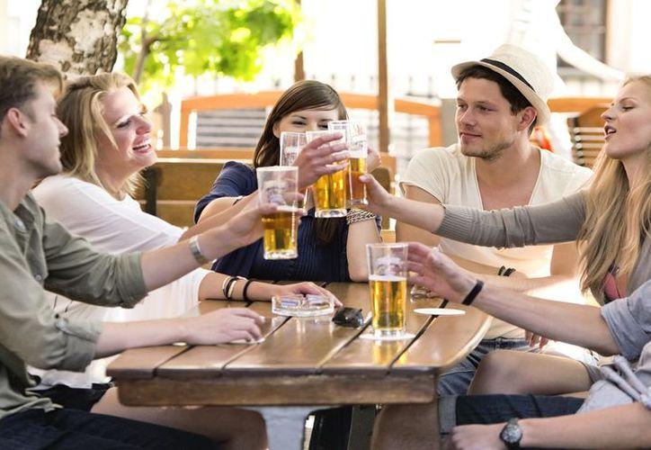 Cuanta menos agua tengamos, menos se diluye el alcohol. (Foto: Contexto/Internet)