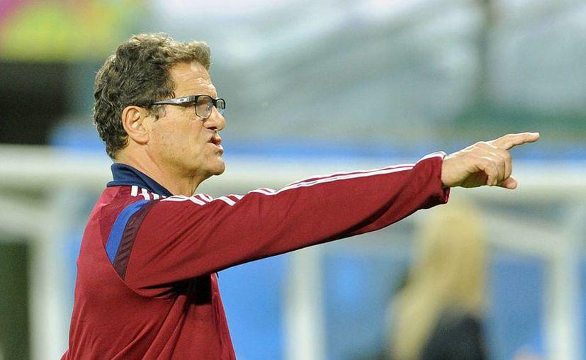 El técnico italiano declaró el mes pasado que su paciencia se acaba. (Foto: Archivo/Agencias)