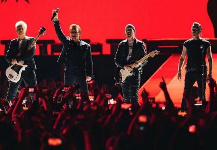 Bono manifestó su solidaridad por México tras los sismos del pasado septiembre. (Foto: El Gráfico)