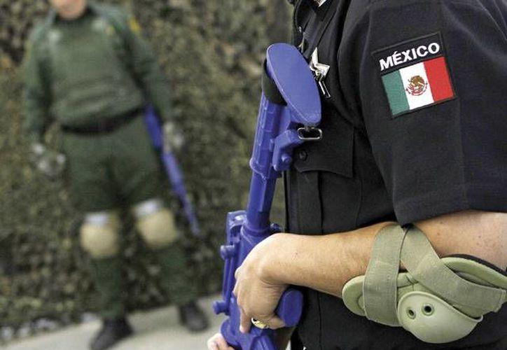 El idioma fue uno de los factores por el que los agentes decidieron entrenarse en Colombia. (agorarevista.com)