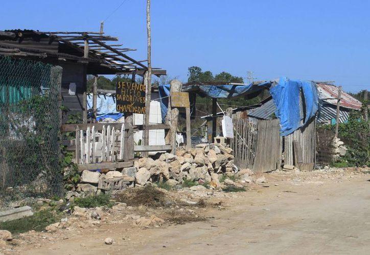 Bucan disminuir los problemas sociales de las colonias marginadas. (Harold alcocer/SIPSE)