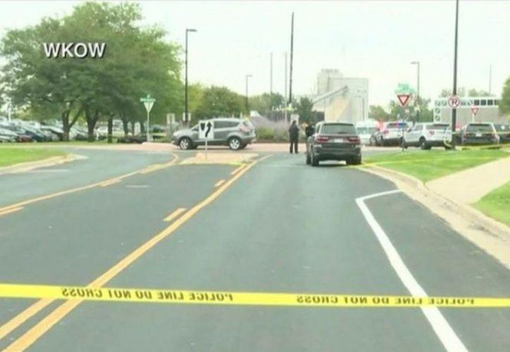 El FBI de Milwaukee confirmó que están respondiendo a la escena con asistencia a los cuerpos de seguridad locales. (Excélsior)