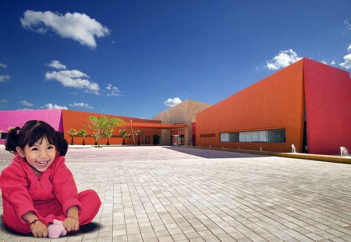 El CRIT Yucatán forma parte del sistema de rehabilitación pediátrico más grande del mundo. (SIPSE)