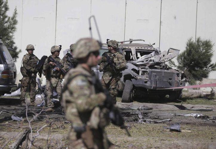 En Irak, los ataques de Estados Unidos buscan evitar que el Estado Islámico tome el control de una estratégica presa en Mosul. (EFE)
