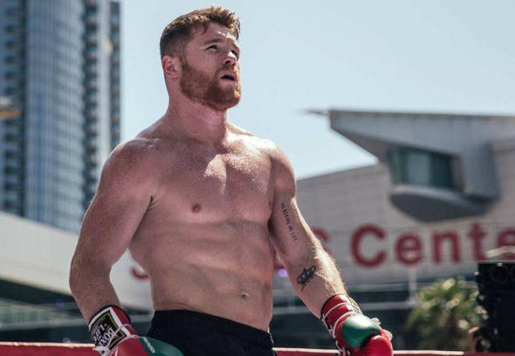 El dopaje de Saúl Álvarez evitó en mayo pasado su segundo combate ante el kazajo Gennady Golovkin. (Foto: Noticiero en la mira)