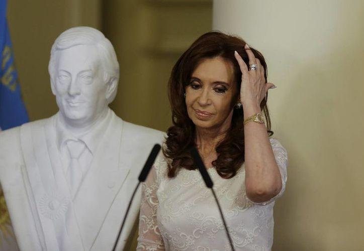 Este es el segundo procesamiento judicial contra Cristina Fernández desde que dejó el poder el 10 de diciembre de 2015. (AP/Ricardo Mazalan)