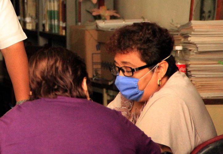 Cerca de culminarse la temporada van 57 contagios de influenza en la entidad. (Milenio Novedades)