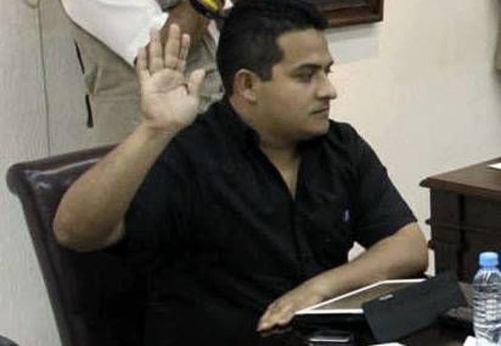 El exdiputado coordinó la campaña del PRI para la Alcaldía de Mérida. (Milenio Novedades)