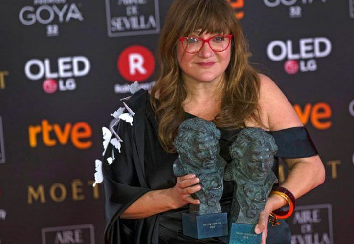 """""""La librería"""" de Isabel Coixet, triunfó en los Premios Goya. (AP)"""