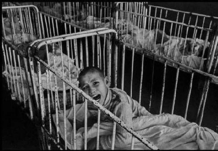 Se estima que fueron pocos los niños que sobrevivieron a los maltratos físicos y psicológicos. (Jorge Moreno/SIPSE)