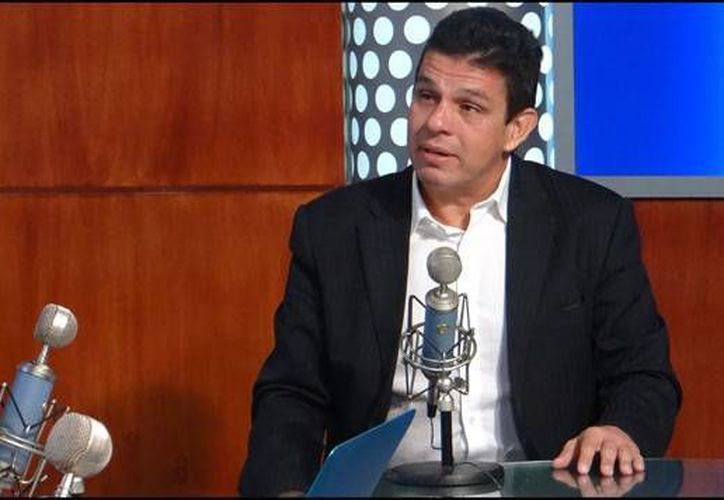 Javier Fernández,  papá de Daphne, tiene más audios que presentará para demostrar que no intentó extorsionar a los padres de los jóvenes. (radioformula.com.mx)
