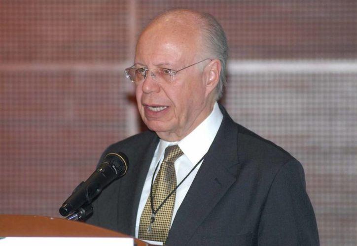 El rector de la UNAM aseguró que han presentado en tiempo y forma los elementos suficientes para que la autoridades actúen. (Notimex)