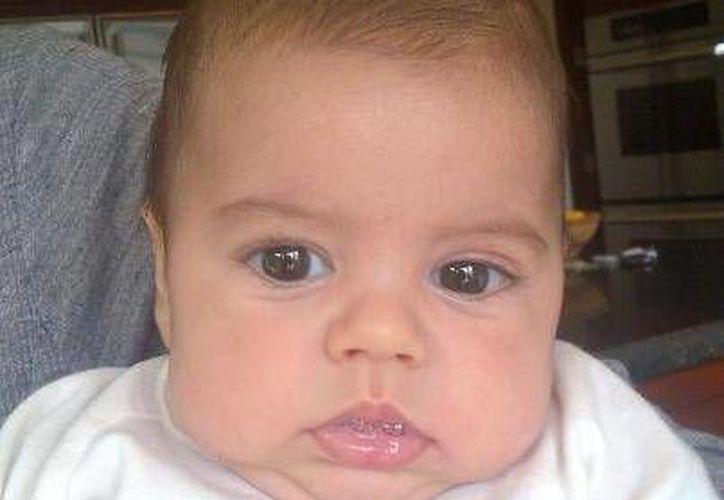 Milan Piqué Mebarak es hijo de la cantante Shakira y el futbolista Gerard Piqué, del Barcelona. (www.facebook.com)