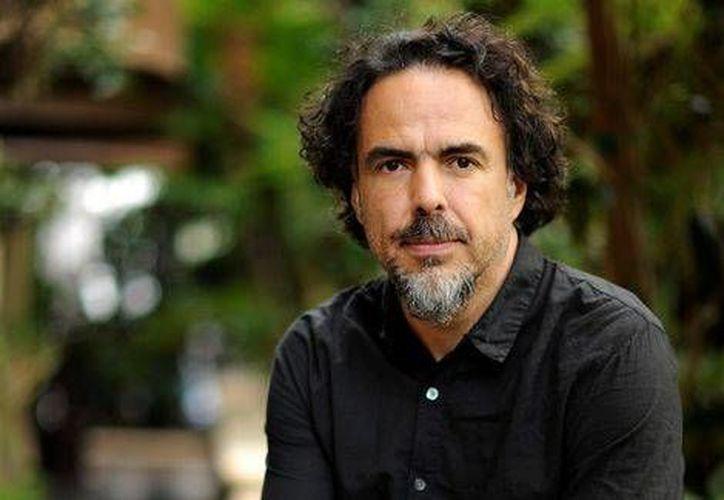 El director mexicano se encuentra nominado como mejor director en los premios Globos de Oro por su última producción llamada 'The Revenant'. (Milenio)