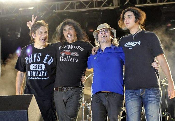 Los Enanitos dicen que lograron una buena sintonía con Cristian Castro. (ccpn.com.mx)