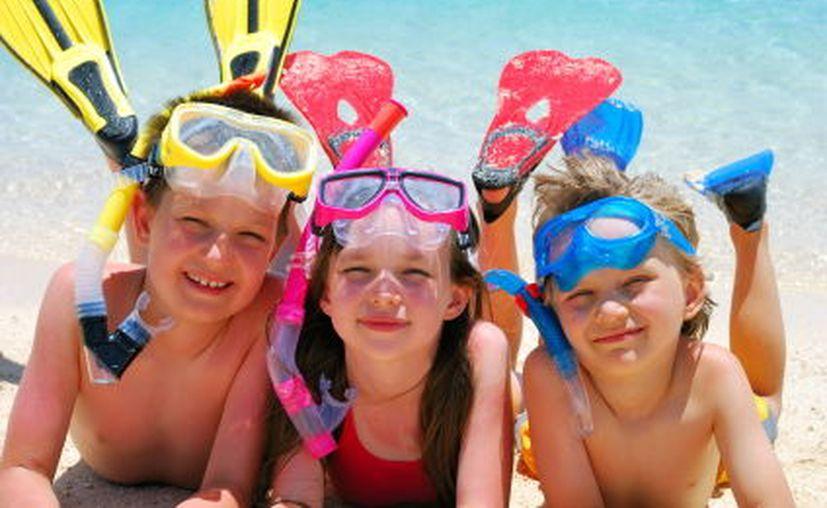 Diversas dependencias abrirán cursos de verano para niños. (Contexto)