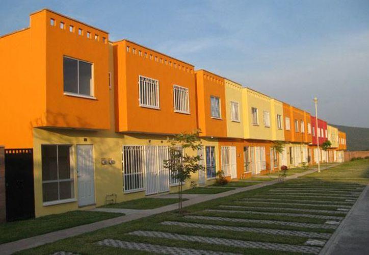 El 60% de los trabajadores de México no utiliza los servicios hipotecarios que ofrece el Infonavit. (El Economista)