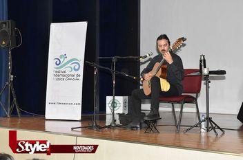 Concierto de cuerdas en Tecmilenio campus Cancún