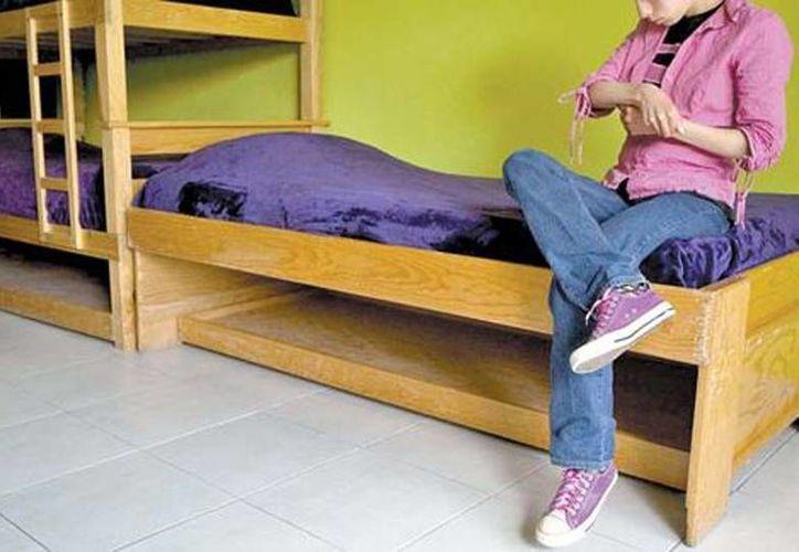 La Clínica contra la Anorexia y Bulimia Ellen West atiende casos de niñas de ocho años  que suelen caer en conductas como vomitar después de cada comida o tirar los alimentos. (Claudia Guadarrama/Milenio)