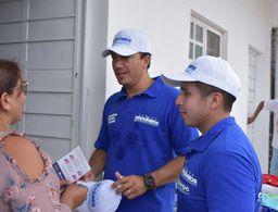Carlos Orvañanos comprometido con mejorar Cancún