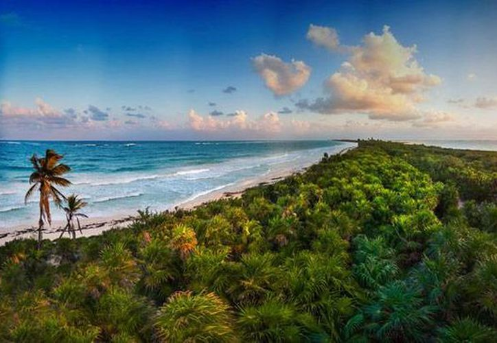 Resaltan la importancia de que la zona maya aproveche la oportunidad de contar con la Reserva de Biosfera de Sian Ka'an, como Sitio Patrimonio de la Humanidad de la UNESCO. (Foto/Internet)