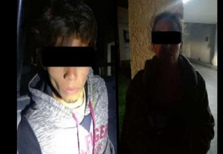 La pareja ha sido detenida para iniciar las averiguaciones correspondientes, los  tres hermanos del menor permanecen bajo resguardo. (Excelsior)