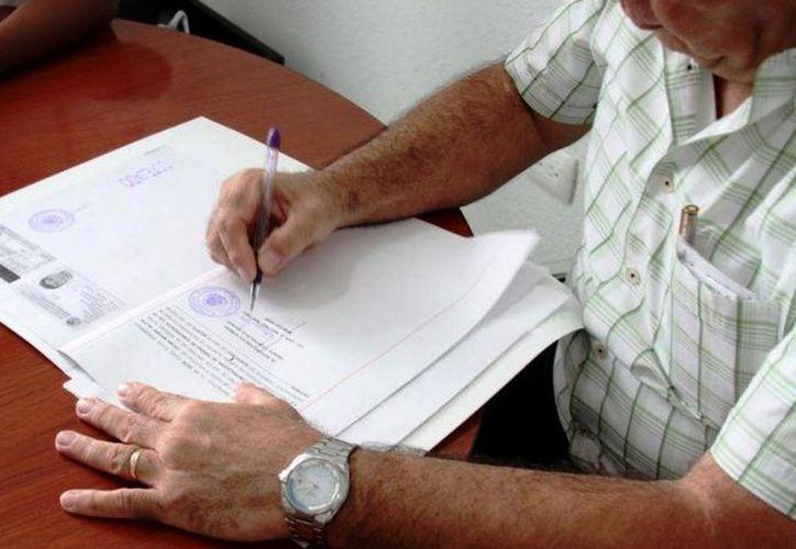 """El programa """"Septiembre, mes del testamento"""" abarca  también octubre. (Octavio Martínez/SIPSE)"""