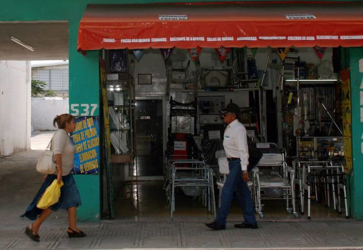 La Canacintra en Yucatán afirma que todavía no se percibe liquidez, tanto en las empresas como en la gente. (SIPSE)