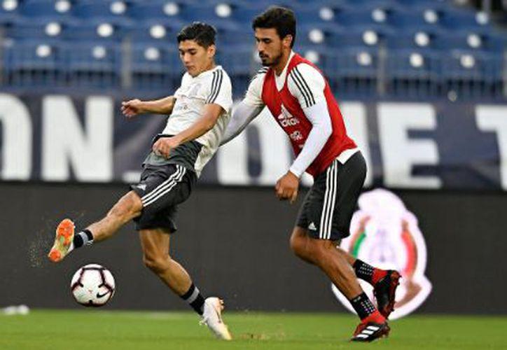 Para este segundo duelo por la Fecha FIFA, México cuenta con cuatro bajas. (Twitter)