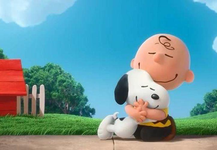 'Snoopy & Charlie Brown: Peanuts, la película' se estrena esta Navidad en las salas de la república mexicana. Su director Charles M. Schulz afirmó que el reto mayor fue lograr mantener la esencia de los personajes. (Imagen de mexico.cnn.com)