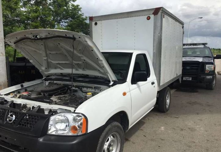 Una camioneta sustraída hace dos años en el Estado de México fue recuperada en Yucatán. El conductor fue detenido. (Foto de contexto de SIPSE)